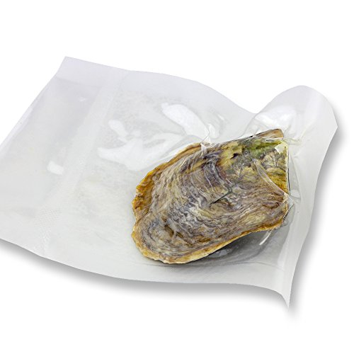 Ny Akoya Round Cultured Pearl Oyster 7-8mm Vacuum Package (Pack of 20pcs) by NY Jewelry
