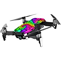 MightySkins Skin for DJI Mavic Air Drone - Hallucinate | Min Coverage Protective, Durable, and Unique Vinyl Decal wrap cover | Easy To Apply, Remove, and Change Styles | Made in the USA