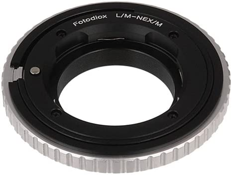 Fotodiox Pro Lens Mount Adapter Compatible with Sony A-Mount and Minolta AF Lenses to Sony E-Mount Cameras