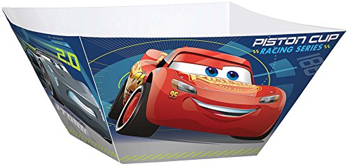 Disney Cars 3 Thank You Notes (8ct) ()