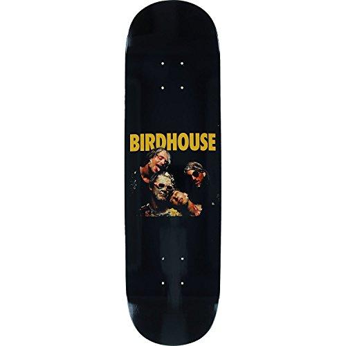 タイピストスタジオ病気のBirdhouse Damned Deck 8.25 – Assembled as complete skateboard