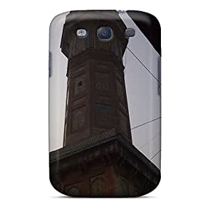 Awesome A Tower Of A Mosque Flip Case With Fashion Design For Galaxy S3