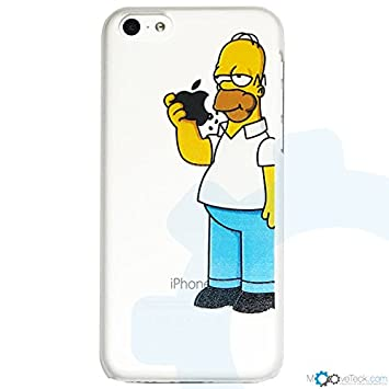 coque iphone 5 simpson homer