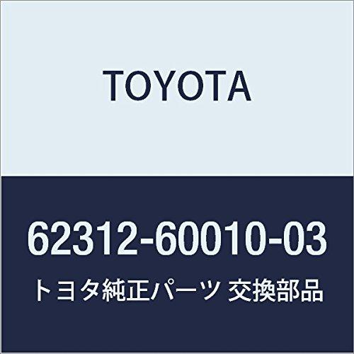 TOYOTA Genuine 62312-60010-03 Door Opening Trim Weatherstrip
