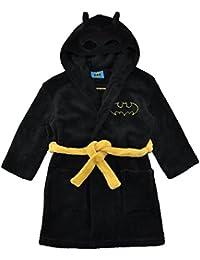 Little/Big Boys' Batman Fleece Hooded Robe
