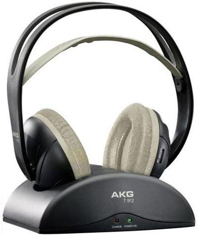 AKG Cuffie Dinamiche Wireless con Fascia Autoregolante K 912