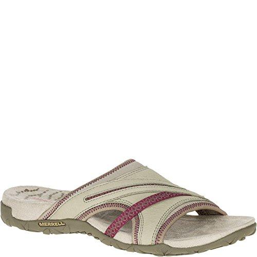 Merrell Women's Terran Slide II Sandal, Taupe