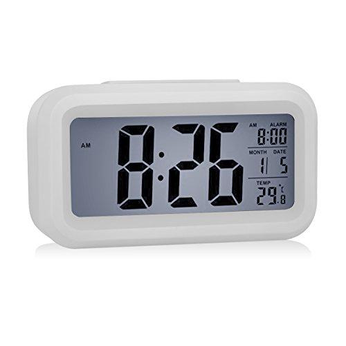Cool-Shop Morning Clock, Digital Alarm Clock With Low Soft L