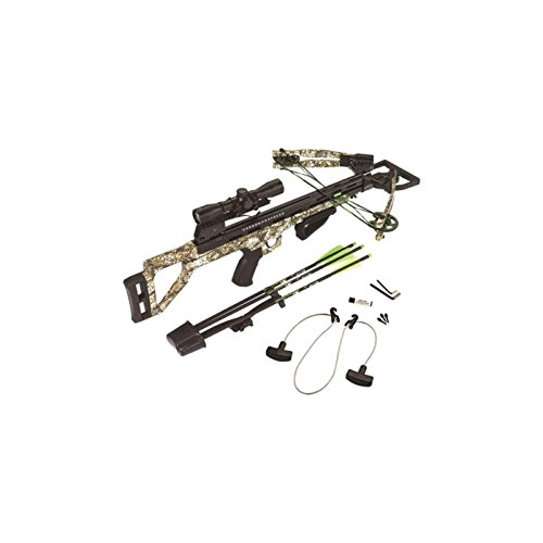 Carbon Express Covert Tyrant Ready-to-Hunt Crossbow Kit, ...