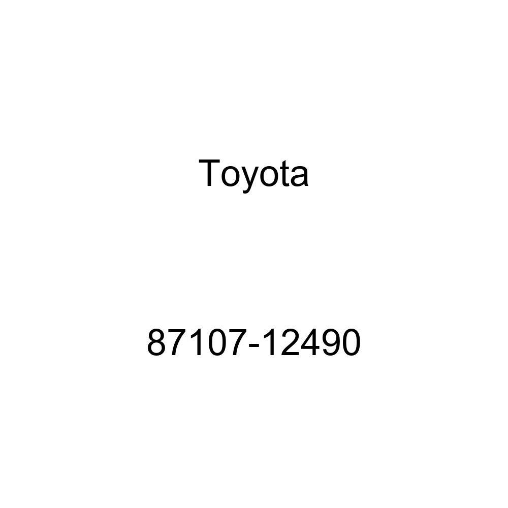 Toyota 87107-12490 Radiator Unit Sub Assembly