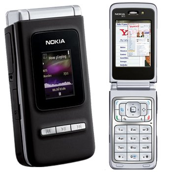 Nokia N75 Phone 2MP Camera and Music Player (AT&T, Phone Only, No Service)