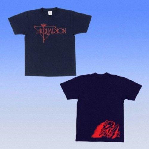 Genesis of Aquarion Solar Aquarion T-shirt S size