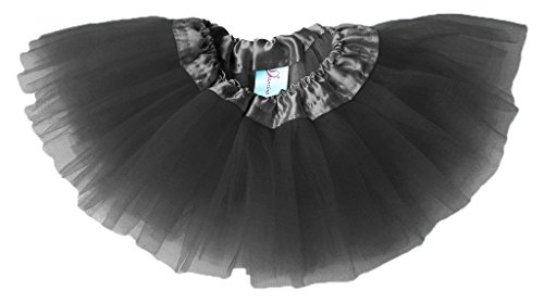 [Dancina Tutu Baby Newborn Girl Ballerina Classic Ballet Dance Dress Up Tulle Skirt 6-24 months] (Kids Tutu)