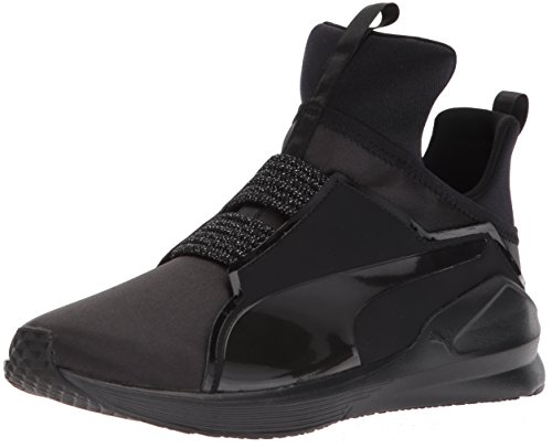 Per silver Wn's Black Outdoor Ep Fierce Scape Puma Satin Sport Donna qgUXUZPw