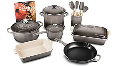 Le Creuset 16-piece Cookware Set
