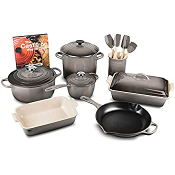Amazon Com Royal Dutch Cast Iron 1815 11 Piece Cook Box