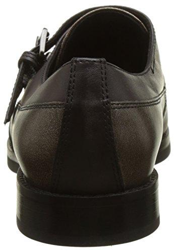 Marrón para Mujer Mud de D a Vestir Zapatos Promethea Geox Champagne 81PqOY