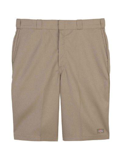 Dickies 13 Chino Short - Khaki Dickies Boys Work Short