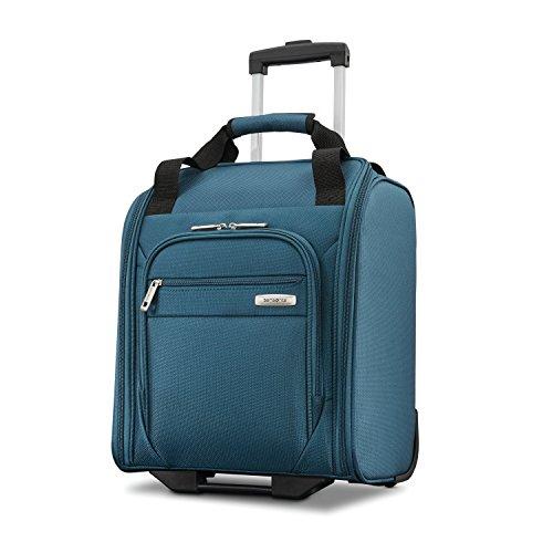 Samsonite Advena Underseat Carry On Luggage with Wheels, - Samsonite Bag Underseat