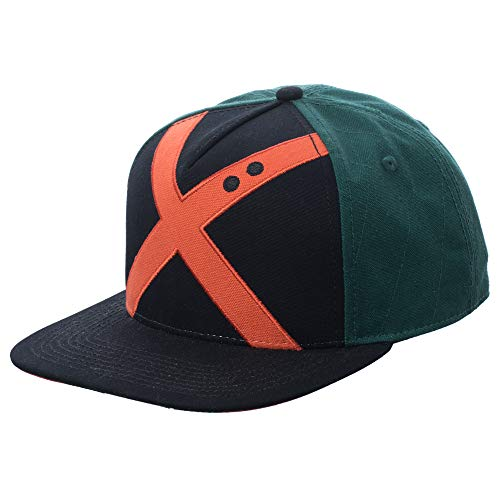My Hero Academia - Bakugo Character Hat - Officially Licensed ()