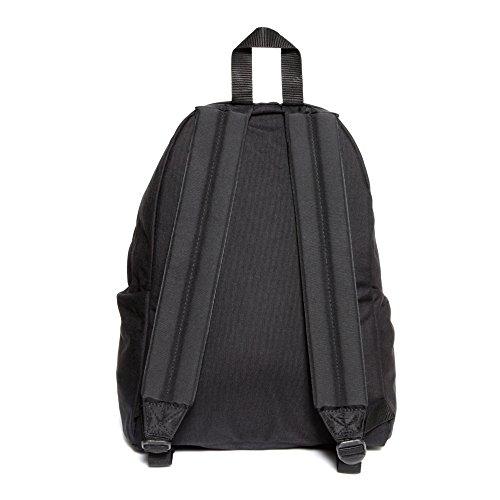 Eastpak Padded Pak'R Mochila, 24 litros, Negro (Black Denim) Negro (Black)