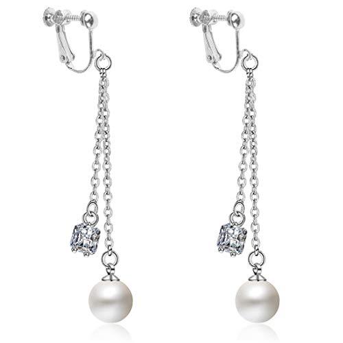 Clip On Earrings 's Crystal...
