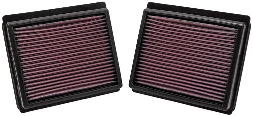K&N 33-2440 High Performance Replacement Air Filter