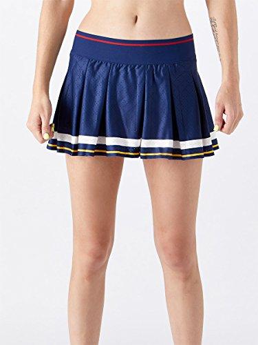 adidas Women's Pharrell NY Skirt Navy