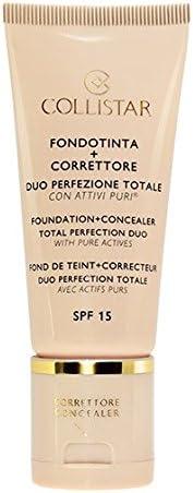 Collistar–Maquillaje + Corrector Duo acerca integrado 05Miele