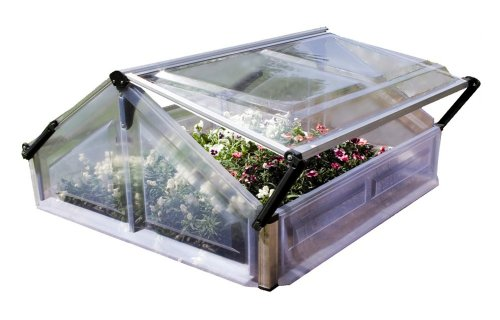 Palram Cold Frame, Double Build Cold Frame