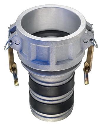 Kuriyama AL-CLF150 Aluminum Part C Layflat Coupling 250 PSI 1.5