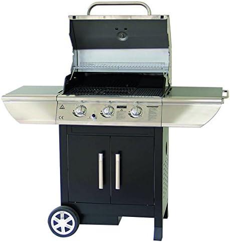Somagic SO345307 Bronx Barbecue Gaz: : Cuisine & Maison