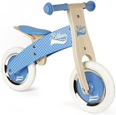 Janod - Little Bikloon Mi Primera Bicicleta sin Pedales, Madera ...