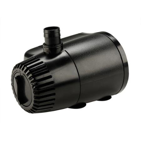 Aquanique Fountain Pump with Low Water Auto Shut-off Feature 419 GPH