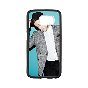 SamSung Galaxy S6 phone cases White Olly Murs cell phone cases Beautiful gifts UREN2419202