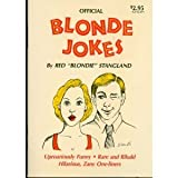 Blonde Jokes, E. C. Stangland, 1880104016