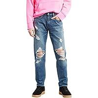 Calça Jeans Levis 502 Regular Taper Masculino