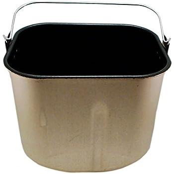 Amazon.com: Sunbeam pan máquina de remo 5891 amasar 5891 ...