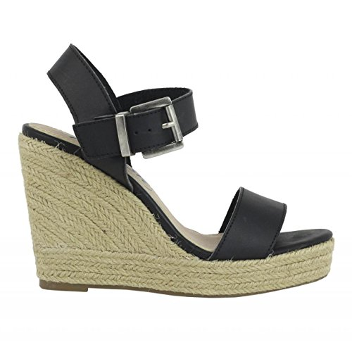 Chaussures compensées pour Femme REFRESH 61772 C NEGRO