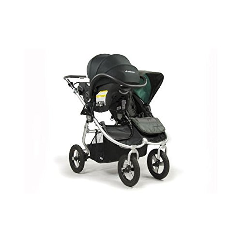 Bumbleride Indie Twin Maxi Cosi/ Cybex/ Nuna Car Seat Adapter (Single) - Stroller Not (Indie Stroller)