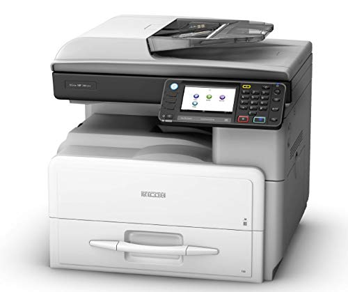 Renewed Ricoh Aficio MP 301SPF Monochrome Multifunction Printer - A4, 25 ppm, Copy, Print, Scan, 1 Tray (Renewed)