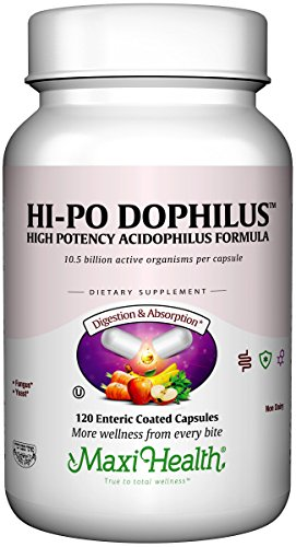 Health Dophilus Potency Acidophilus Probiotics product image