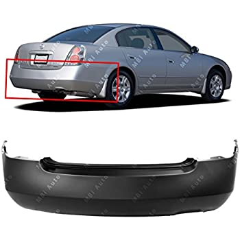 OE Replacement Nissan//Datsun Sentra Rear Bumper Cover Partslink Number NI1100249