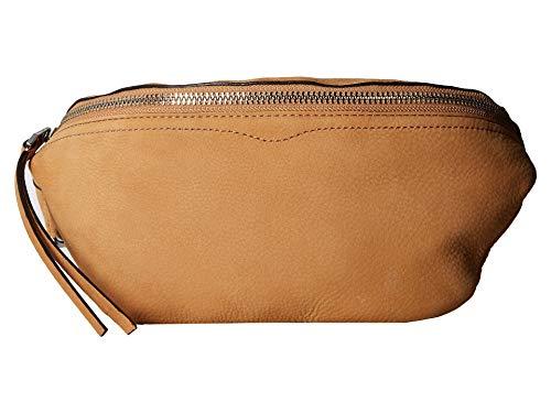 Rebecca Minkoff Women's Bree Belt Bag, Honey, Tan, One Size