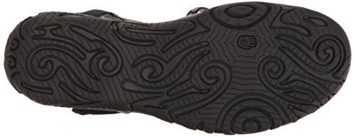 Black Teva W's Nero Sandlai carmelita Kayenta Sportivi Donna TST70q