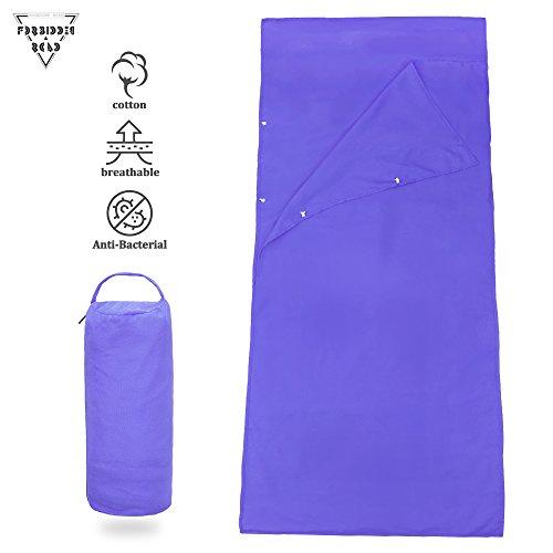 Sheet Sleeping Bag Cotton - 2