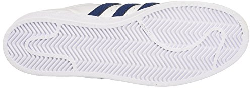 collegiate Navy Superstar collegiate White Bianco Uomo Da Ginnastica Navy footwear Adidas Scarpe Basse PavwU