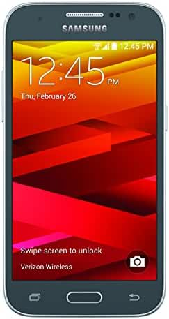 Samsung Galaxy Core Prime, Charcoal Grey 8GB (Verizon Wireless)
