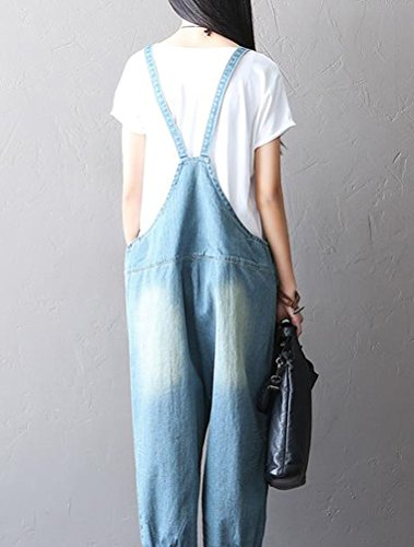 Pantalón Mujer Matchlife Azul Para Mujer Azul Para Pantalón Matchlife Para Matchlife Pantalón aCqw88
