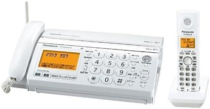 パナソニック fax